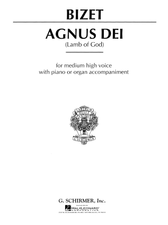 Product Cover for Agnus Dei (Lamb of God)
