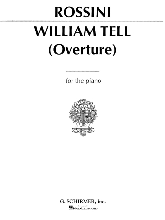 Product Cover for William Tell Overture