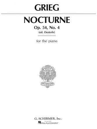 Product Cover for Nocturno, Op. 54, No. 4