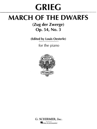 Product Cover for March of the Dwarfs