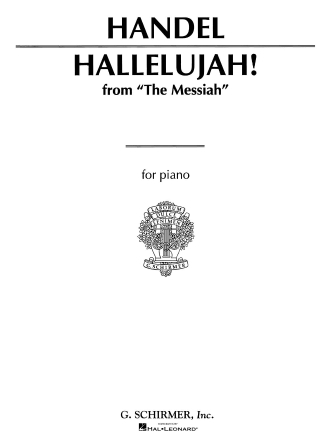 Product Cover for Hallelujah (from Messiah)