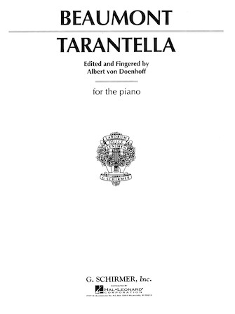 Product Cover for Tarantelle