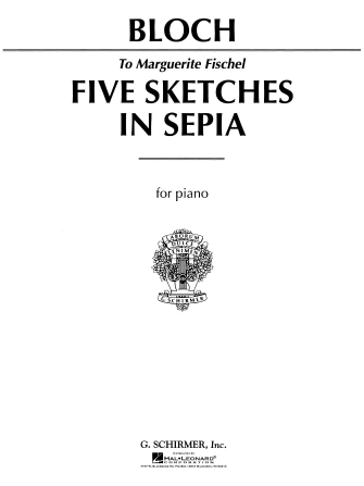 Product Cover for 5 Sketches in Sepia