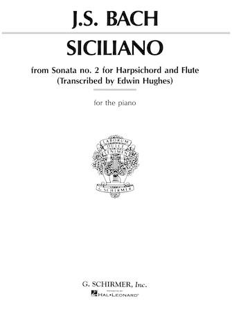 Product Cover for Siciliano Sonata No. 2