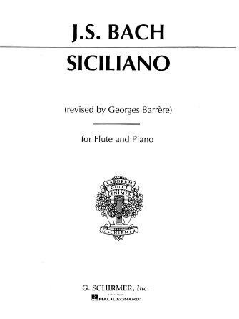 Product Cover for Siciliano