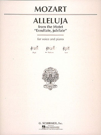Product Cover for Alleluia (from Exsultate, jubilate)