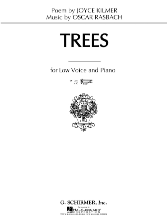 Product Cover for Trees