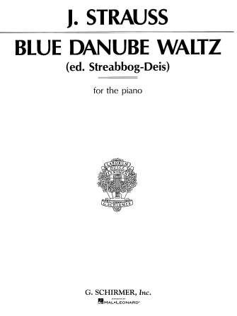 Product Cover for Blue Danube Waltz, Op. 314/Op. 86