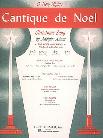 Product Cover for Cantique de Noël (O Holy Night)