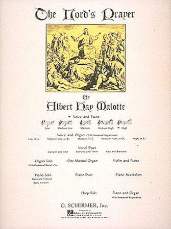 Product Cover for Lord's Prayer