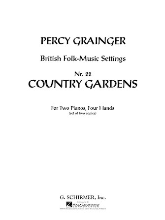 Product Cover for Country Gardens (set)