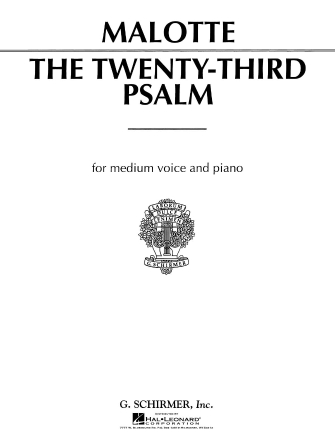 Product Cover for 23rd Psalm