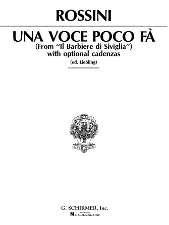 Product Cover for Una voce poco fa (from Il barbiere di Siviglia)