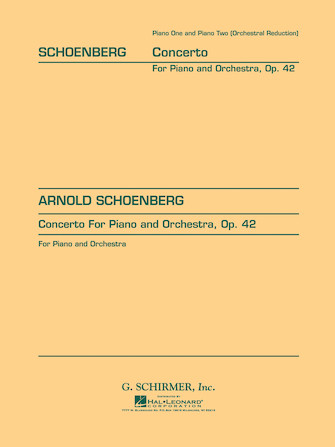 Product Cover for Concerto, Op. 42