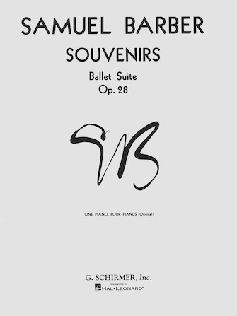 Product Cover for Souvenirs Ballet Suite, Op. 28 (Original)