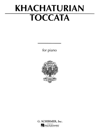 Product Cover for Toccata