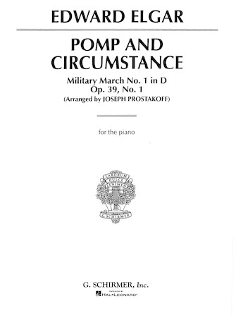Product Cover for Pomp and Circumstance