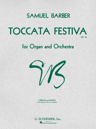 Product Cover for Toccata Festiva, Op. 36