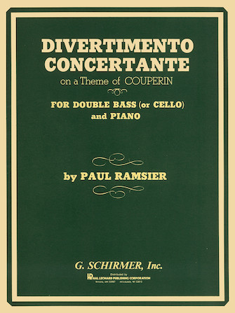 Product Cover for Divertimento Concertante on a Theme of Couperin