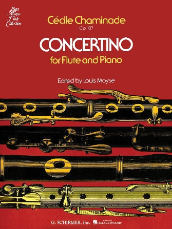 Product Cover for Concertino, Op. 107