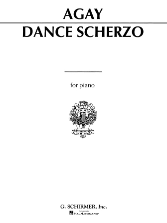 Product Cover for Dance Scherzo