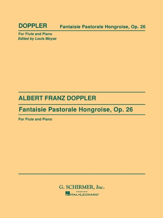 Product Cover for Fantaisie Pastorale Hongroise, Op. 26