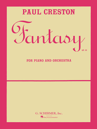 Product Cover for Fantasy, Op. 23 (set)