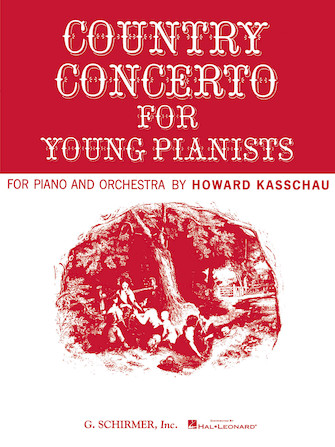 Product Cover for Country Concerto for Young Pianists (set)