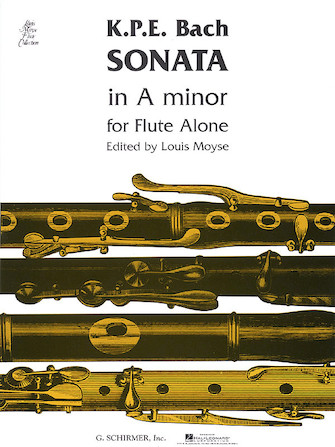 Product Cover for Sonata in A Minor