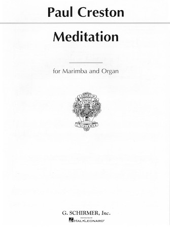 Product Cover for Meditation Op. 90