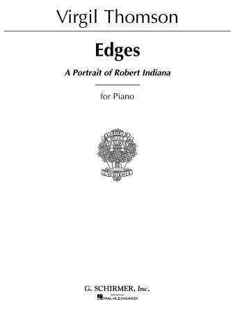 Product Cover for Edges (Portrait of Robert Indiana)