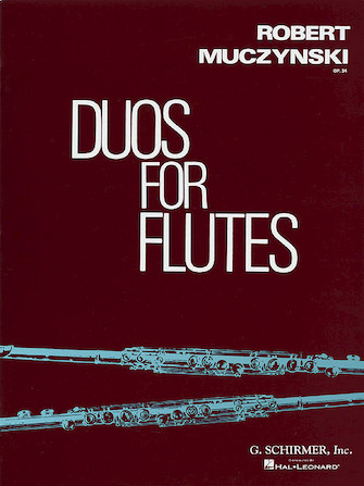 Product Cover for Duos for Flutes, Op. 34