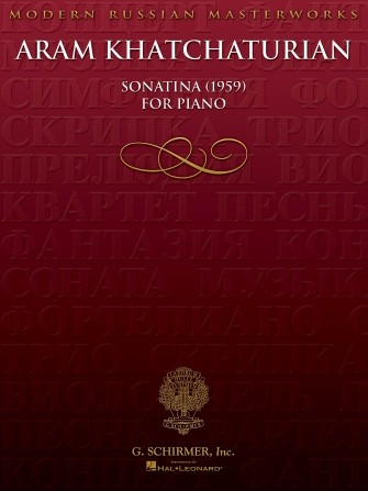 Product Cover for Sonatina (1959)