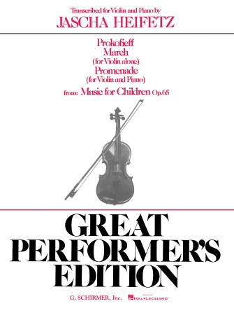 Product Cover for March and Promenade (from Music for Children)