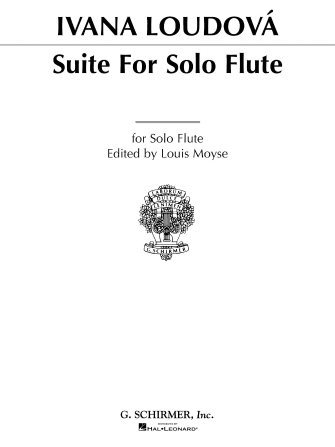 Product Cover for Suite for Solo Flutes