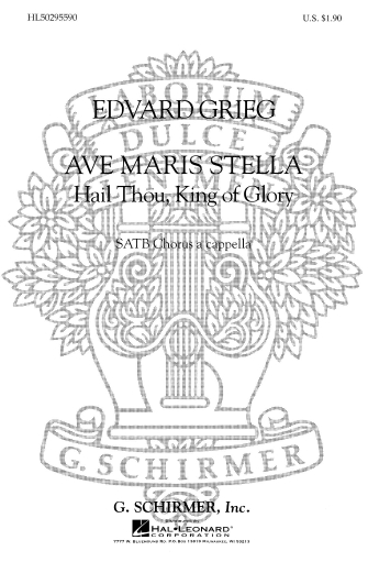 Product Cover for Ave Maris Stella