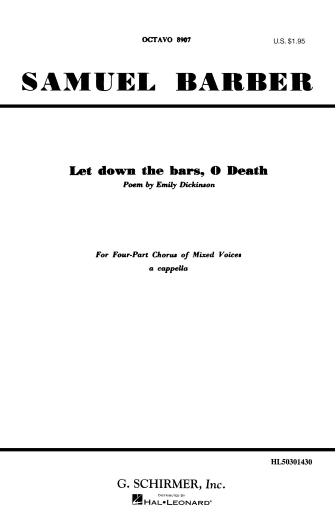 Product Cover for Let Down the Bars O Death