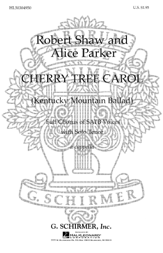 Product Cover for Cherry Tree Carol