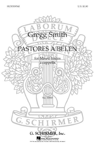 Product Cover for Pastores A Belen (Shepherds of Belen)