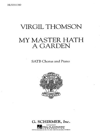 Product Cover for My Master Hath a Garden