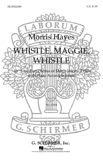 Product Cover for Whistle Maggie Whistle