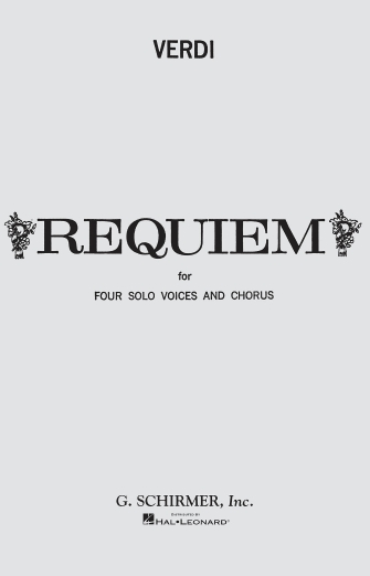 Product Cover for Messa di Requiem