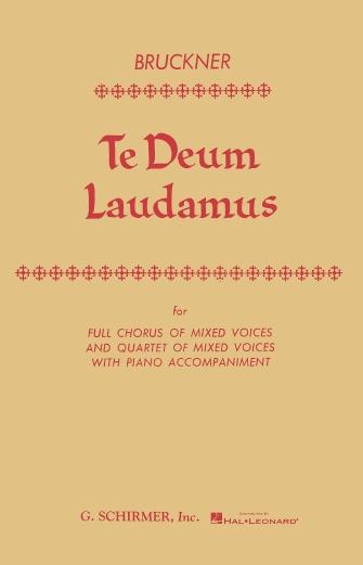 Product Cover for Te Deum Laudamus