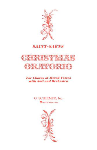Product Cover for Christmas Oratorio