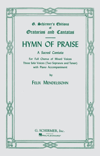 Product Cover for Hymn of Praise