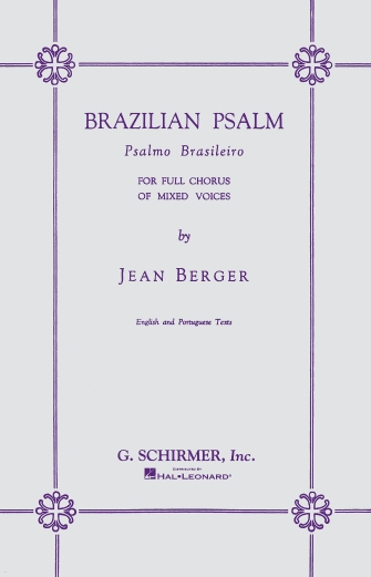 Product Cover for Brazilian Psalm