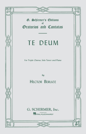 Product Cover for Te Deum