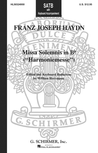 Product Cover for Missa Solemnis in B-Flat (Harmoniemesse)