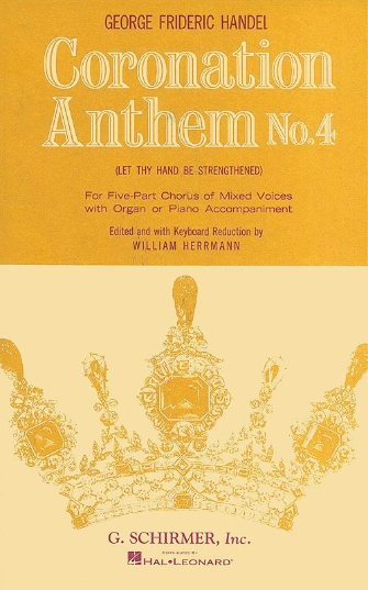 Product Cover for Coronation Anthem No. 4: Let Thy Hand Be Strengthened