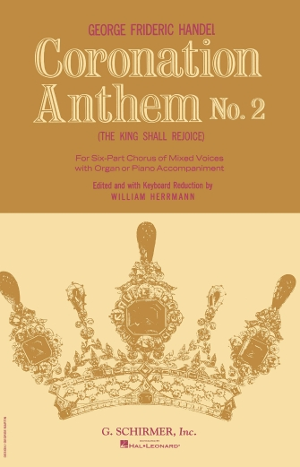 Product Cover for Coronation Anthem No. 2: The King Shall Rejoice